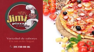 Jimi Pizza Y Asados - Istmina 