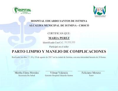 Hospital Eduardo Santos Istmina Somos Pacifico
