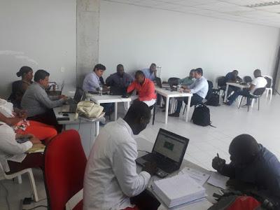 Gobernación Del Chocó Y Municipios Revisan Proyectos A Ser Presentados En Próximo OCAD