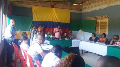 En Lloró – Chocó  Plan De Retorno Para 185 Desplazados Por Grupos Al Margen De La Ley