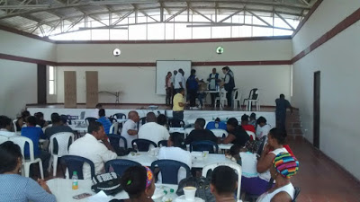 Personería Defensoría Alcaldía Istmina Chocó Victimas