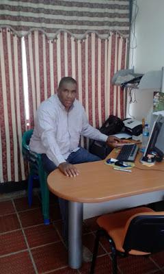 Yanier Ulrico Lozano Cordoba, Personero de Istmina - Chocó