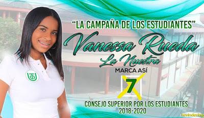 Vanessa Rueda Al Consejo Superior De La UTCH