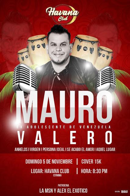 Mauro Valero Ex-adolescente De Venezuela