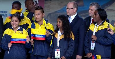 La Iniciativa Diplomacia Deportiva Y Cultural Del Ministerio De Relaciones Exteriores De Colombia Recibe Premio En Mónaco