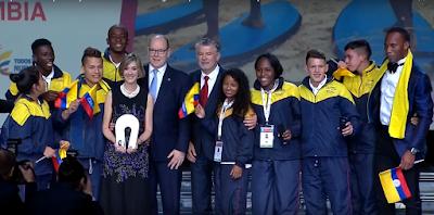 ►La Iniciativa Diplomacia Deportiva Y Cultural Recibe Premio En Mónaco