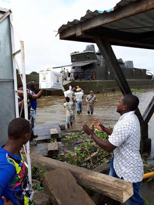 Gobernación Del Chocó Brinda Apoyo A Los Damnificados Por Temporada De Lluvias