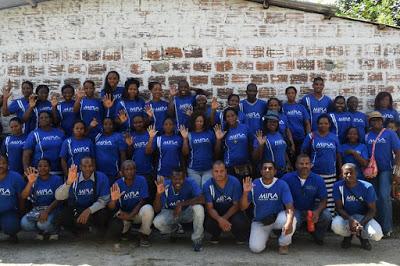 El Partido MIRA Visita Corregimiento De San Pablo En Unión Panamericana - Chocó