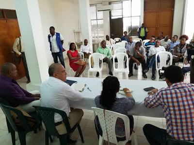 El Superintendente De Servicios Públicos Domiciliarios Se Reunió Con Alcaldes, Personeros Municipales Y Representantes Del Comité Cívico Somos Pacifico Quibdo Chocó