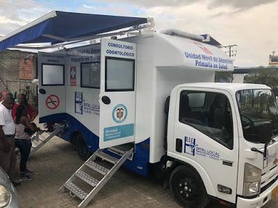 Inaugurada Unidad Móvil De Atención Primaria En Salud En Quibdó – Chocó Somos Pacifico