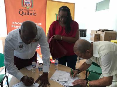 Más De $450 Millones En Equipos Médicos Para Sala De Pediatría Del Hospital Local Ismael Roldan En Quibdó - Chocó Somos Pacifico