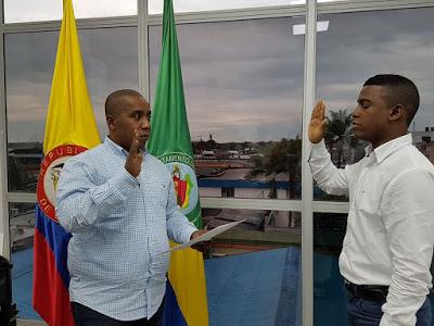 Nombrado Nuevo Secretario De Educación Del Departamento Del Chocó Yosimar Mosquera Mosquera