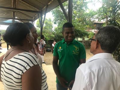 Más De 500 Estudiantes De Bahía Solano – Chocó Se Beneficiarán De Dotación De Mobiliario Escolar