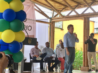 Más De Mil Ciudadanos En El Chocó Se Beneficiaron Con El Programa De Formalización De La SNR