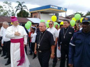 Mario De Jesús Álvarez Gómez, Obispo Diócesis Istmina-Tadó - Caso Bajo Baudó
