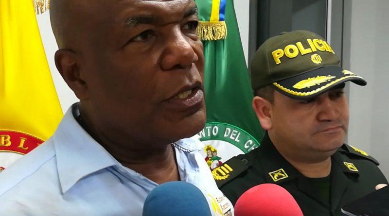 Noticias Alcalde De Quibdó Y Comandante De Policía