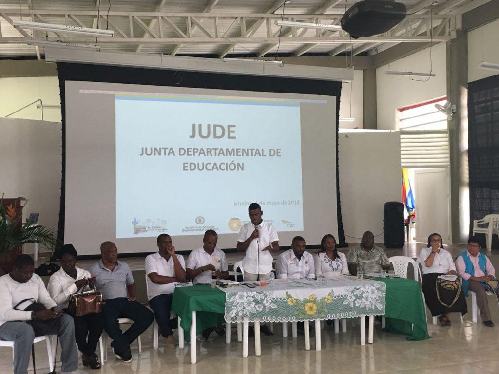 Junta Departamental De Educación JUDE