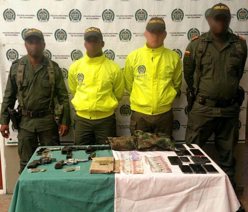 Banda 'Los Jalapeños' Desarticulada En Unión Panamericana