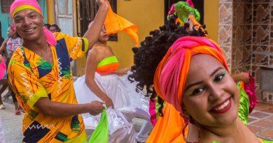 En El Municipio De Tadó Se Celebró La Danza