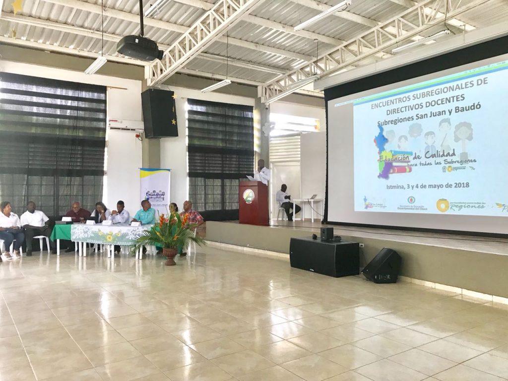Encuentro Directivos Del San Juan Y Baudó
