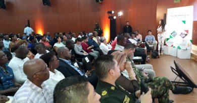 Encuentro Regional Por La Reconciliación En Quibdó