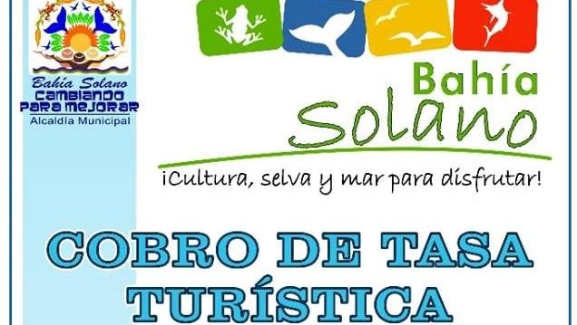 Chocó Se Reglamenta Tasa Turística En Bahía Solano
