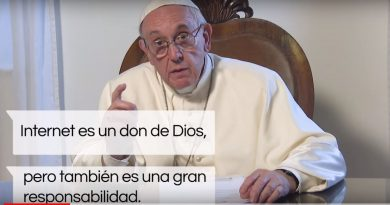 Internet Es Un Don De Dios - Papa Francisco