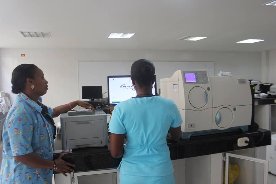 Moderno Centro De Diagnóstico En Quibdó