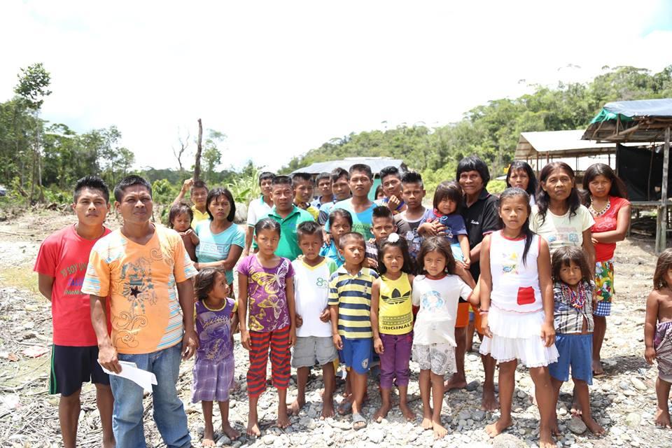 Delegación De La Comisión De Conciliación Nacional Visita El Chocó