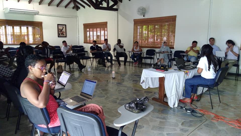 Coordinación Regional Del Pacífico Colombiano CRPC