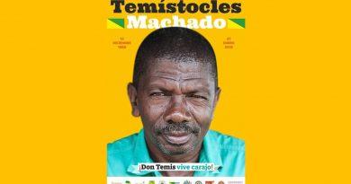 Temístocles Machado : El Pueblo De Buenaventura Honra Su Memoria