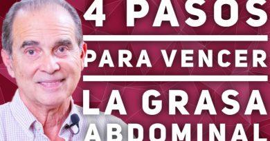 4 Pasos Para Vencer La Grasa Abdominal con el Doctor Frank Suarez
